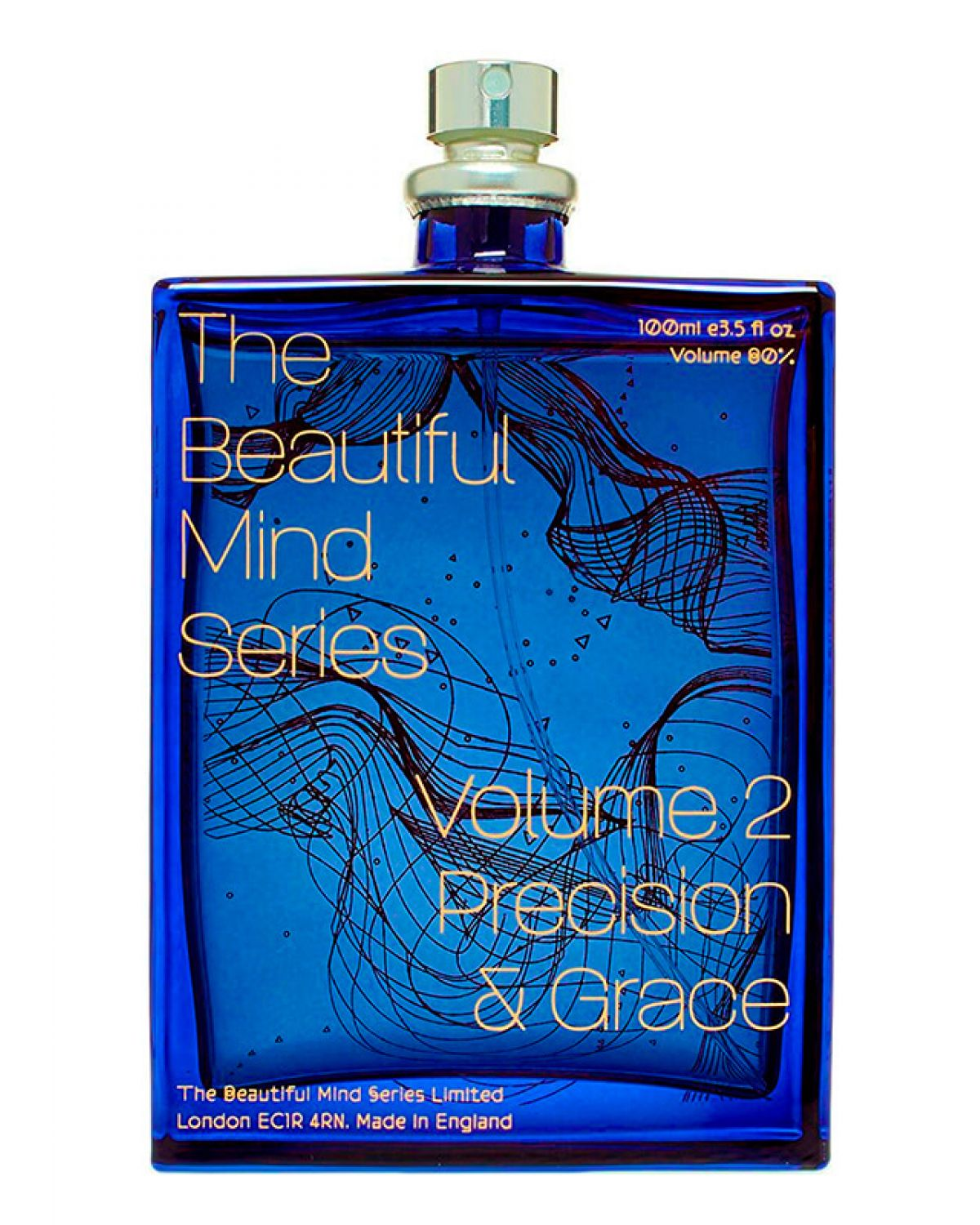 Escentric Molecules Precision & Grace от The Beautiful Mind Series