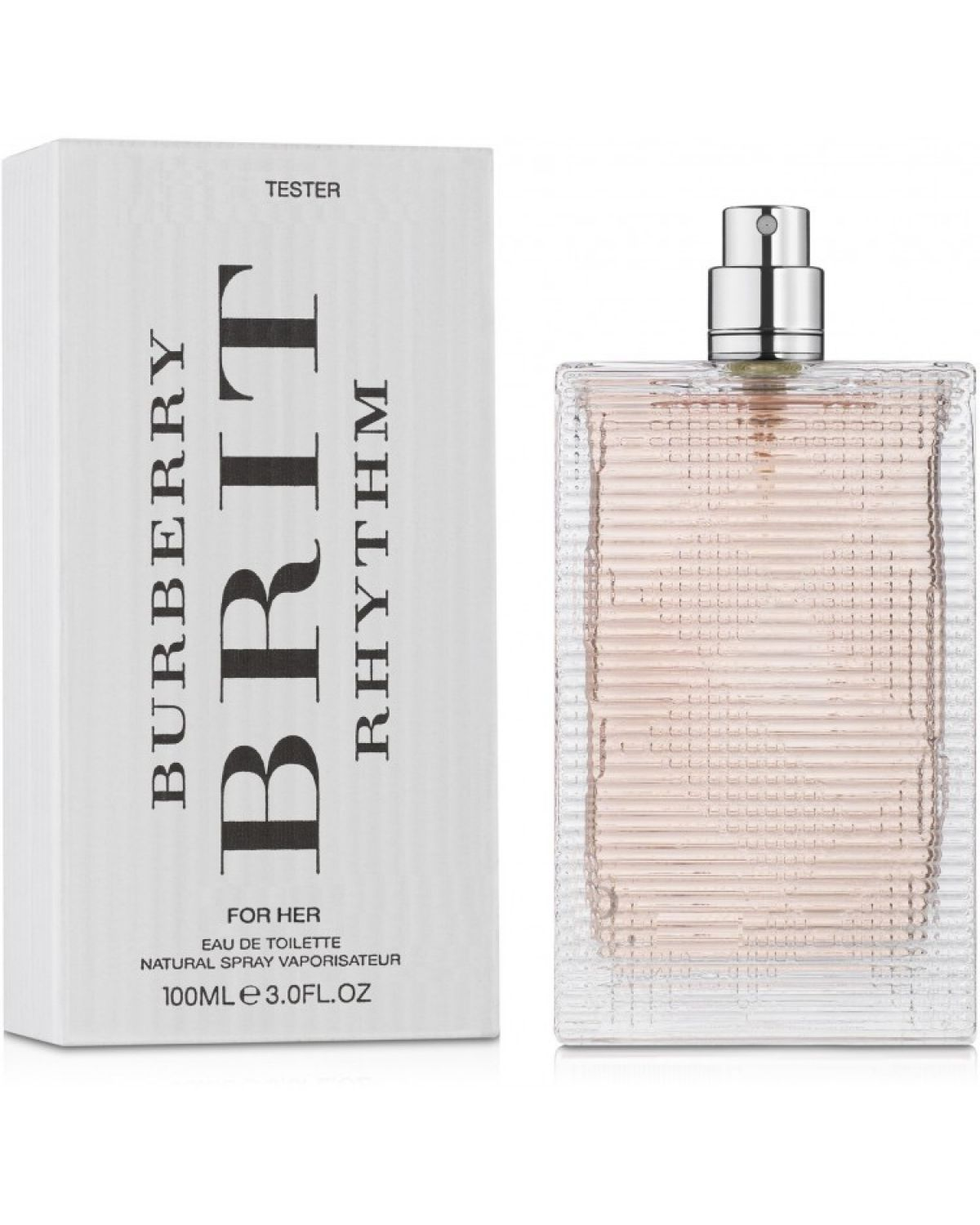 Burberry Brit Rhythm EDT tester женский