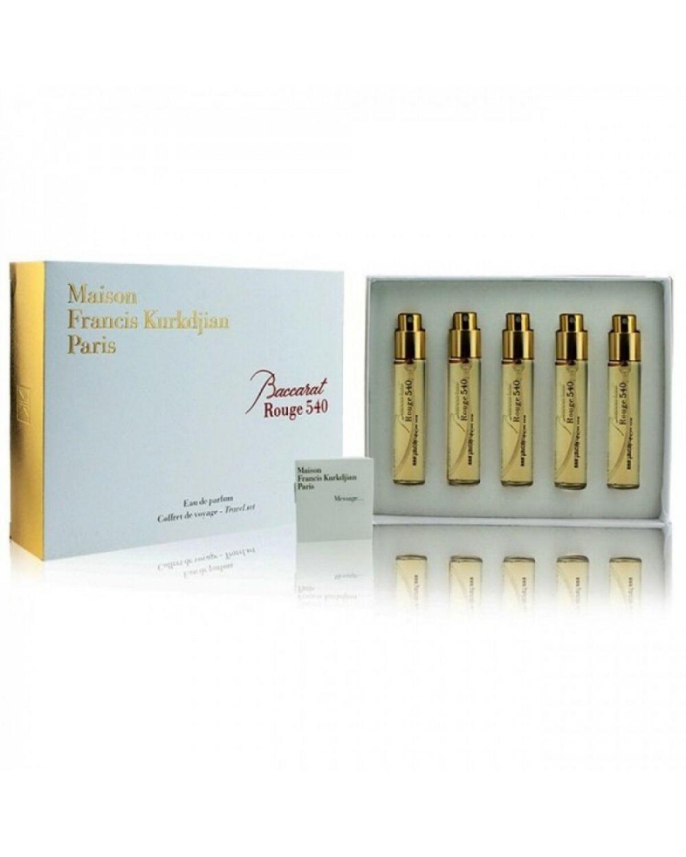 Парфюмерный набор Maison Francis Kurkdjian Baccarat Rouge 540 унисекс 5 в 1
