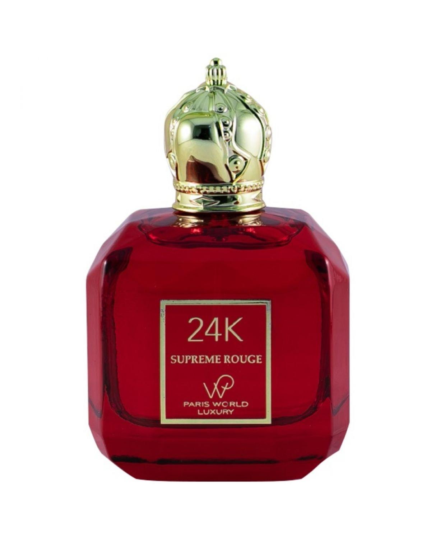 Paris World Luxury 24K Supreme Rouge